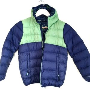 Paradox down filled packable puffer jacket boys